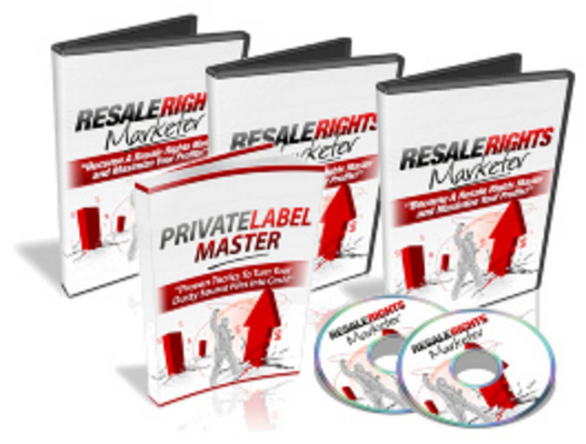 Product picture Resale Rights Marketer (Includes MRR + Bonuses)
