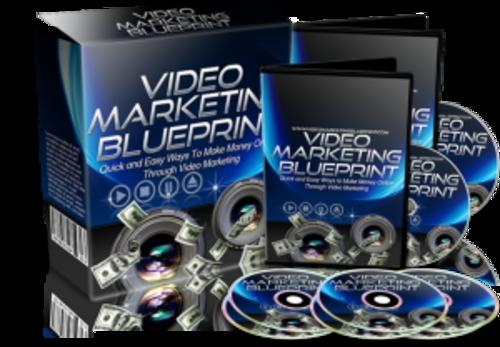 Product picture Video Marketing Blueprint (MRR) + Exclusive Bonuses